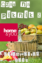 Czas na piknik z home&you! Startujemy!