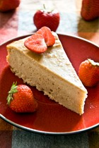 Peanut butter cheescake